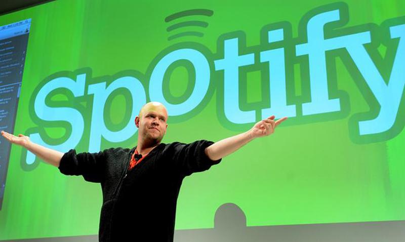 Daniel Ek (CEO y Fundador de Spotify)