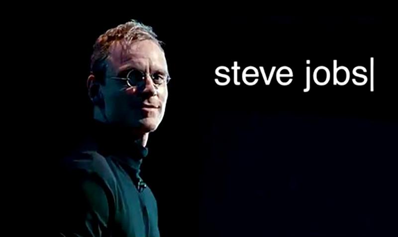 steve jobs - Michael Fassbbender