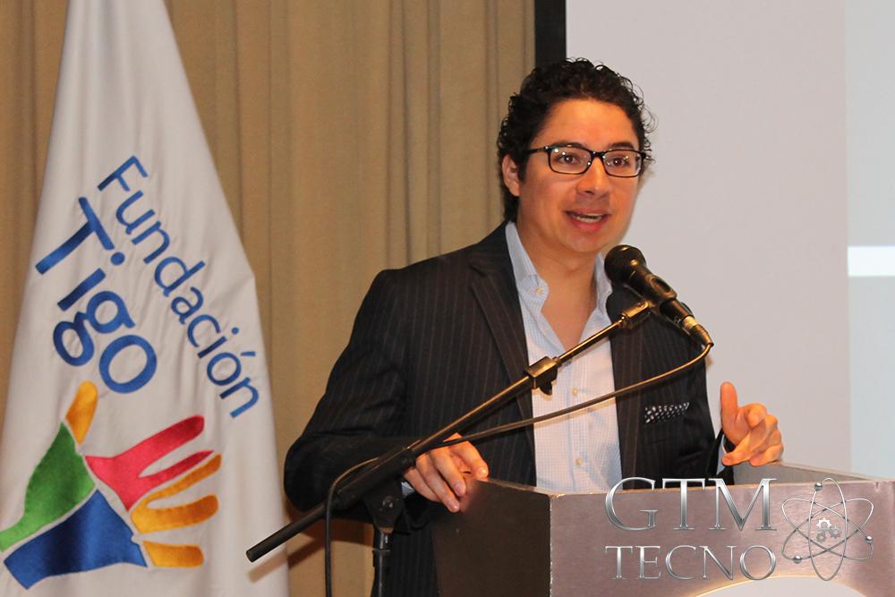 Jorge Gabriel Jiménez, Presidente de Guatecambia