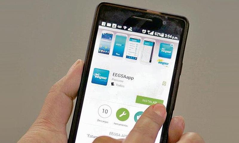 EEGSA-App