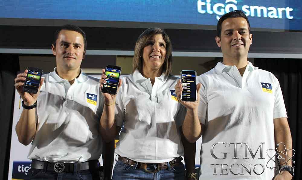 Tigo Sports App_home