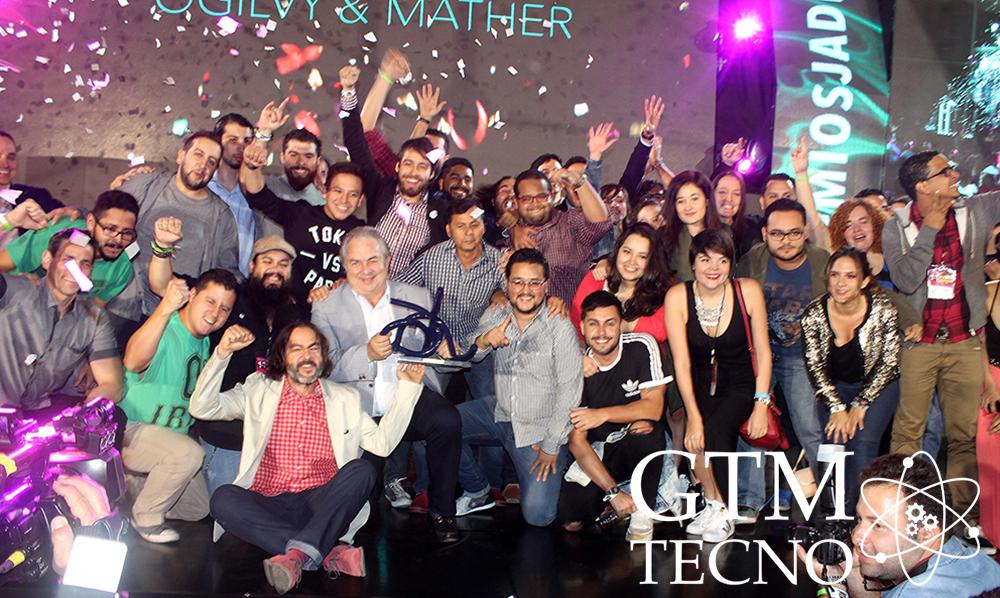 Ogilvy & Mather, quien se alzó la estatuilla de Red del Año - Premios Jade 2015