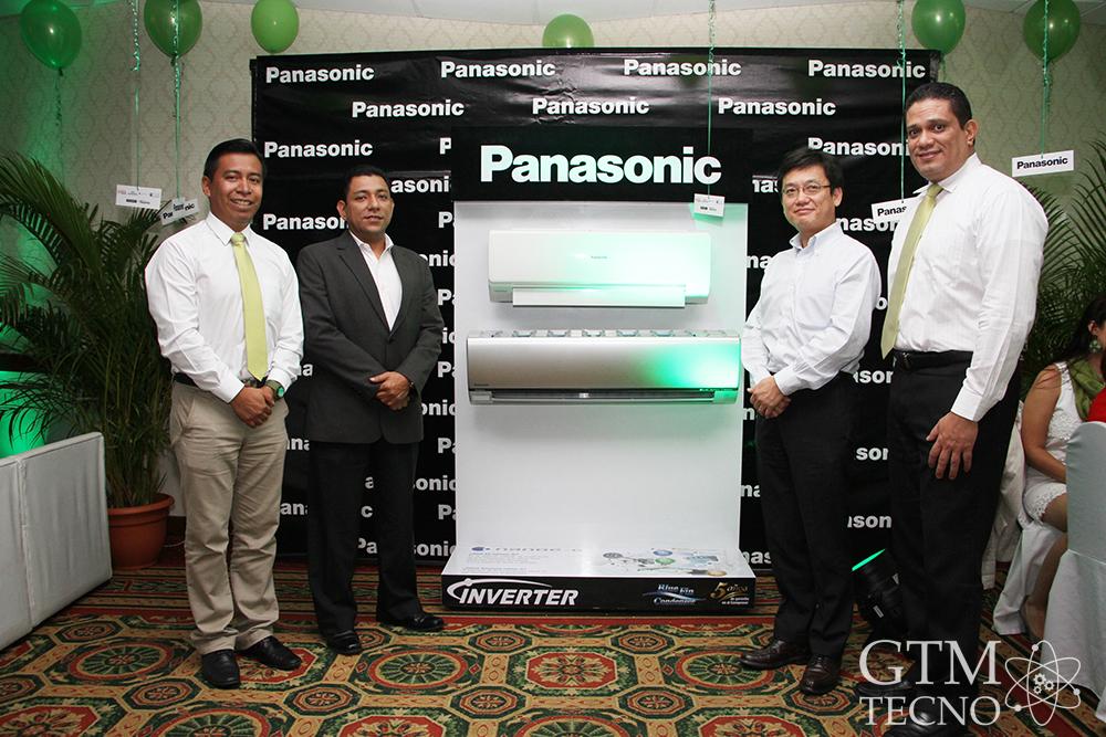 Panasonic-Presentacion-Aires-Acondicionados_Guatemala