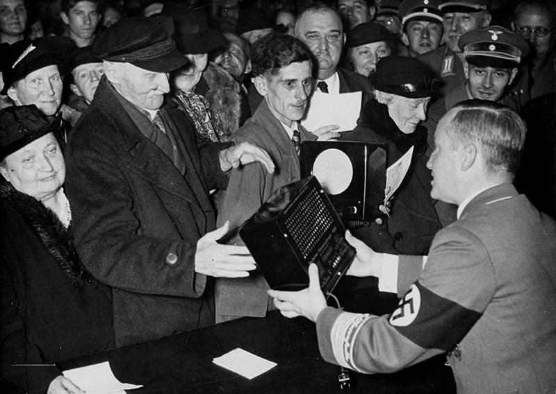 Radio-de-Joseph-Goebbels