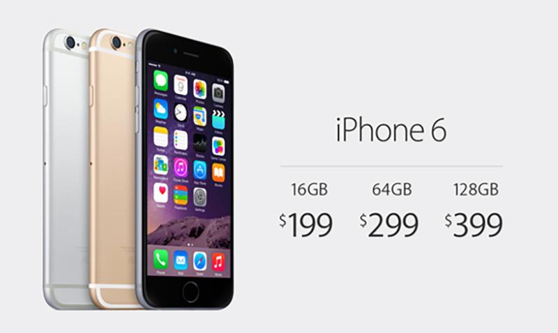 Precios-iPhone6
