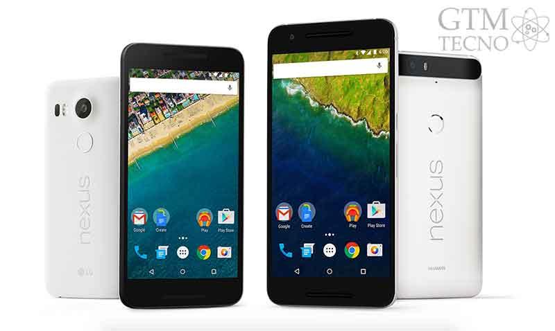 Nexus_5x(LG)_6p(Huawei)_home