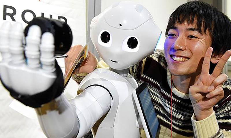 Robot-Pepper_