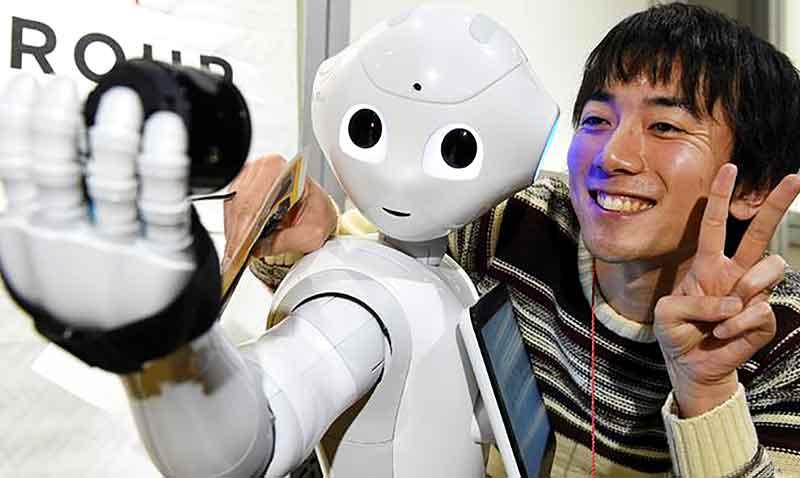 Robot-Pepper_home