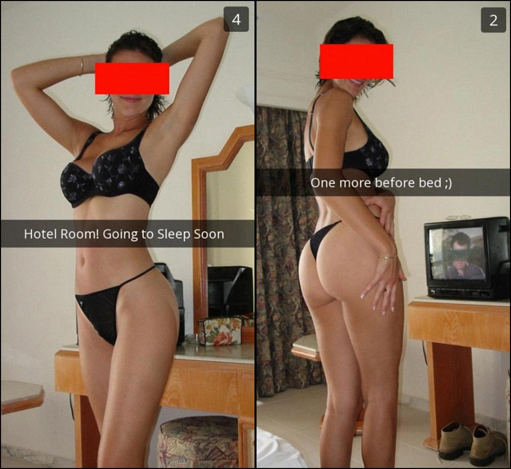 Snapchat-Sexy