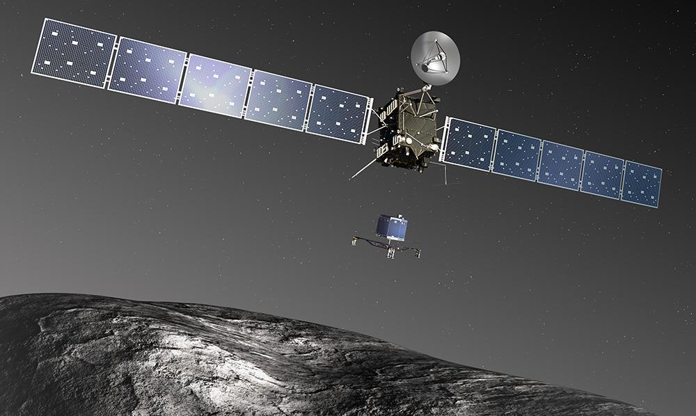Representacion-de-Sonda-Rosetta