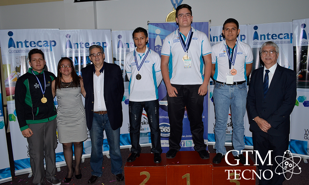 INTECAP_Sistema-de-redes-IT_Podio-WorldSkills-Americas-Guatemala