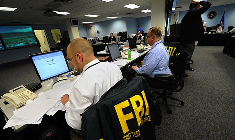 Hackers llegan hasta el FBI