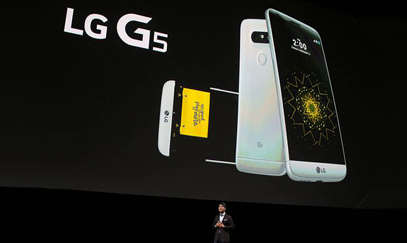 LG, sinónimo de innovación en el MWC