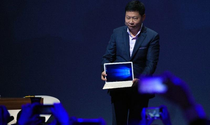 Matebook, lo nuevo de Huawei