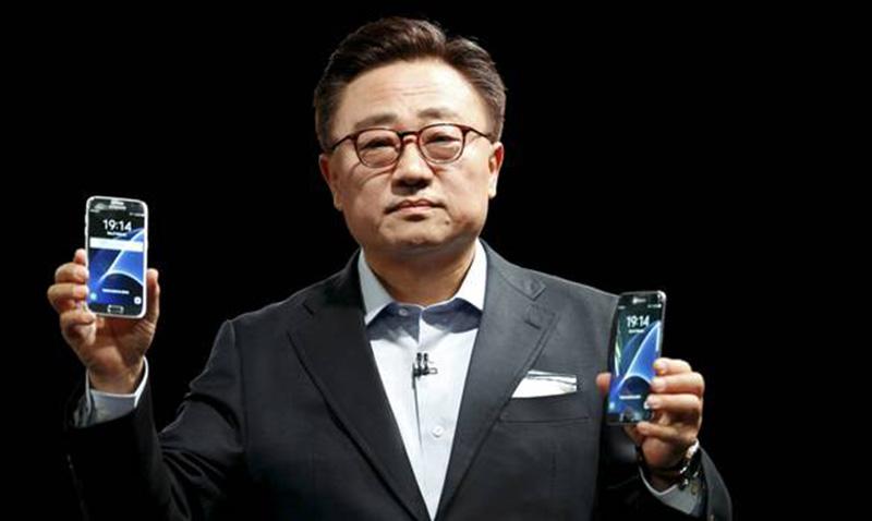 Samsung presentó los Galaxy S7 y S7 edge