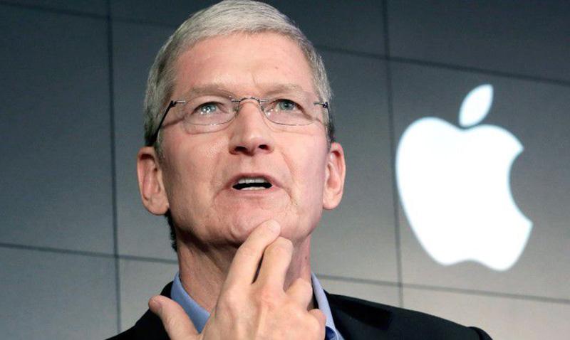 Tim Cook se niega a desbloquear el iPhone del terrorista
