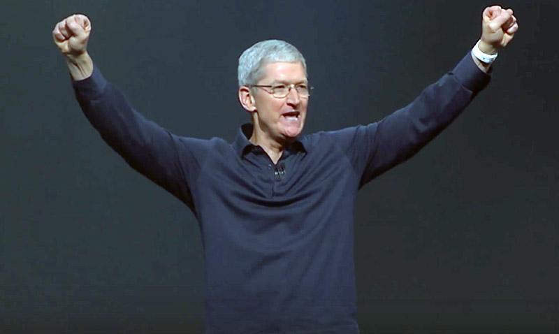 Apple es otra vez la empresa más valiosa