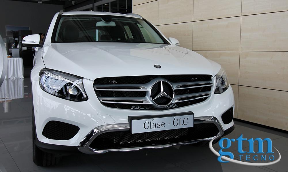 Mercedes-Benz presentó en Guatemala el GLC