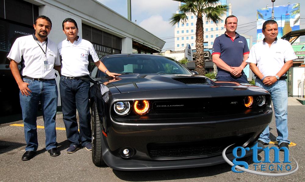 Dodge Challenger el renacimiento de una leyenda