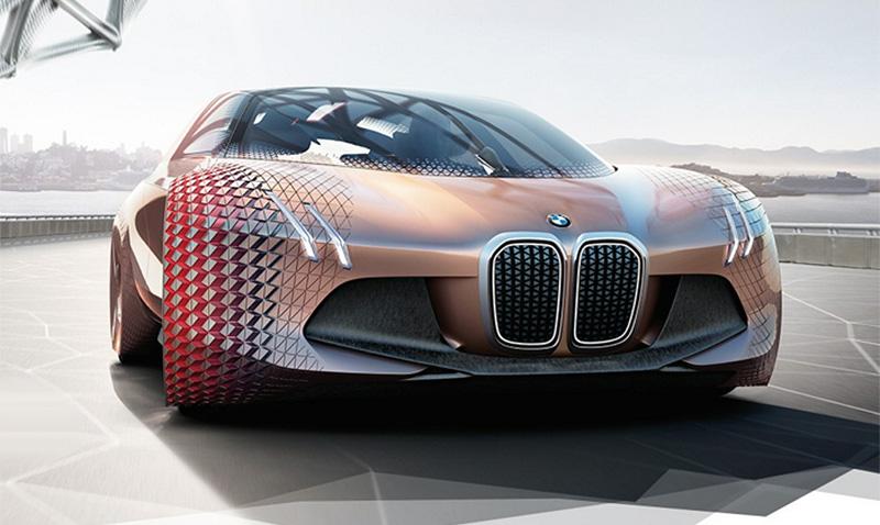 BMW cumple 100 años con el Vision Next 100