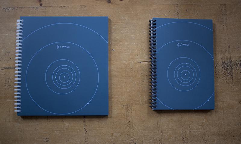 Rocketbook Wave, la libreta que traslada tus apuntes al teléfono