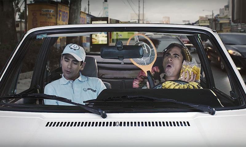 ¡Puchica! Waze ya habla chapín