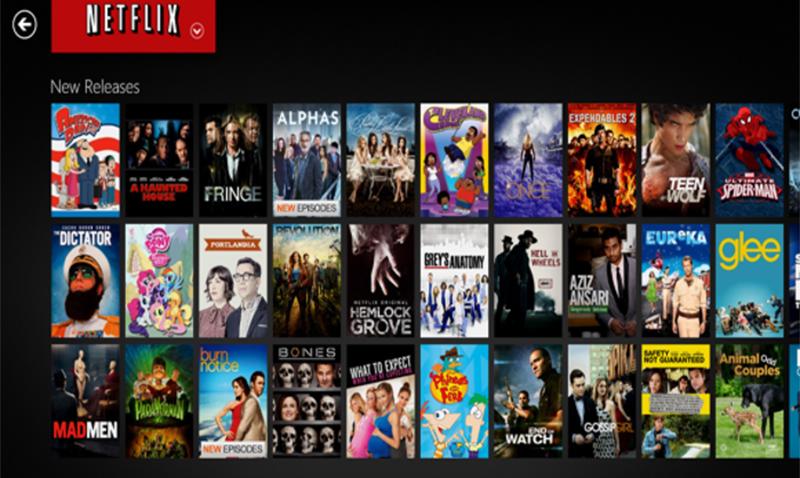 Netflix contempla la idea de reproducir contenido offline