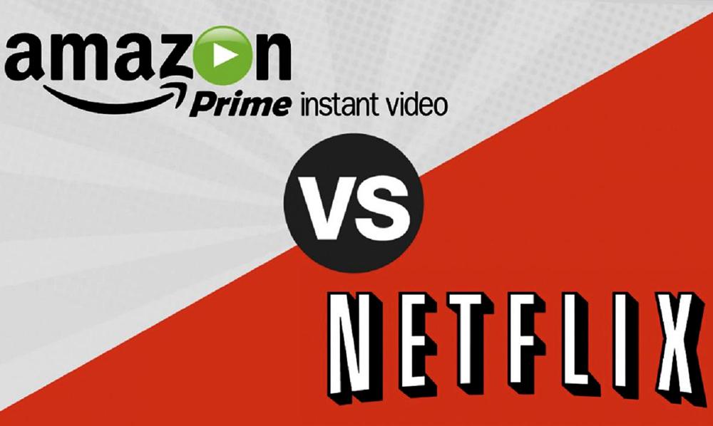 Amazon vs.Netflix