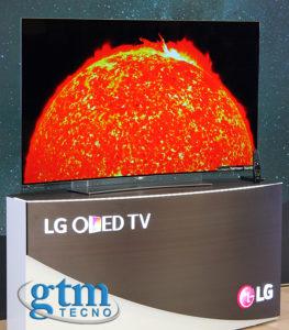 Se lanzó en Guatemala el OLED 4K de LG