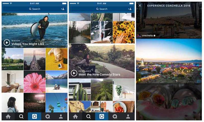 Canales de vídeo, lo nuevo de Instagram