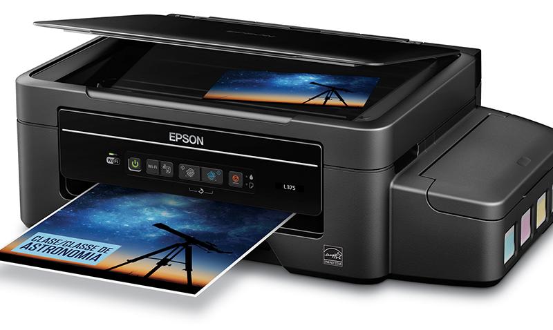 Epson presentó la nueva generación de impresoras