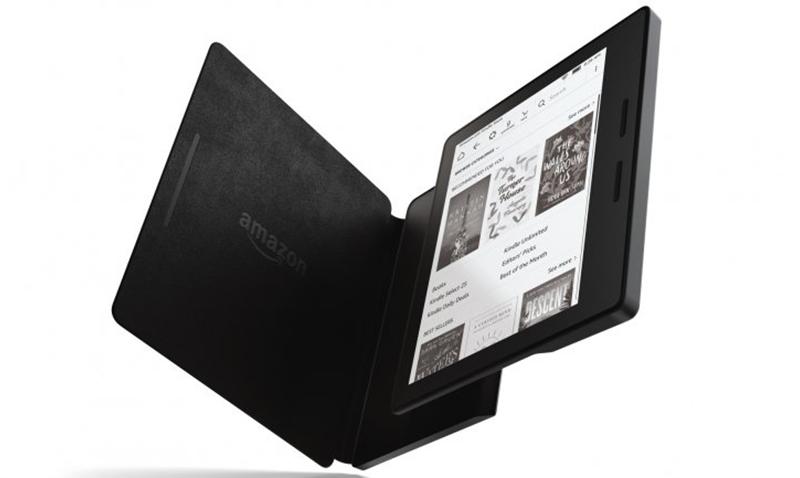 Kindle Oasis el nuevo lector de libros de Amazon