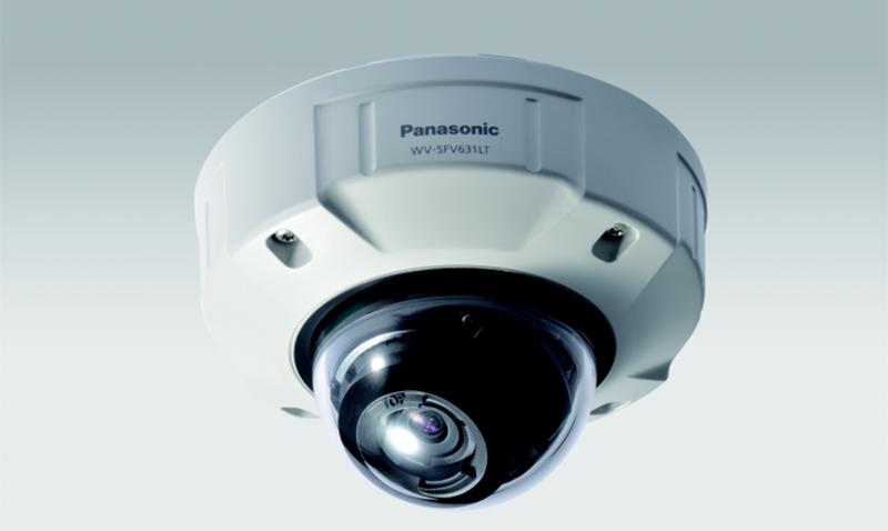 Panasonic ofrece sistema de videovigilancia