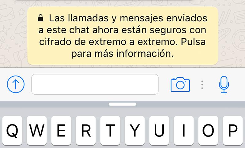 WhatsApp se blinda completamente