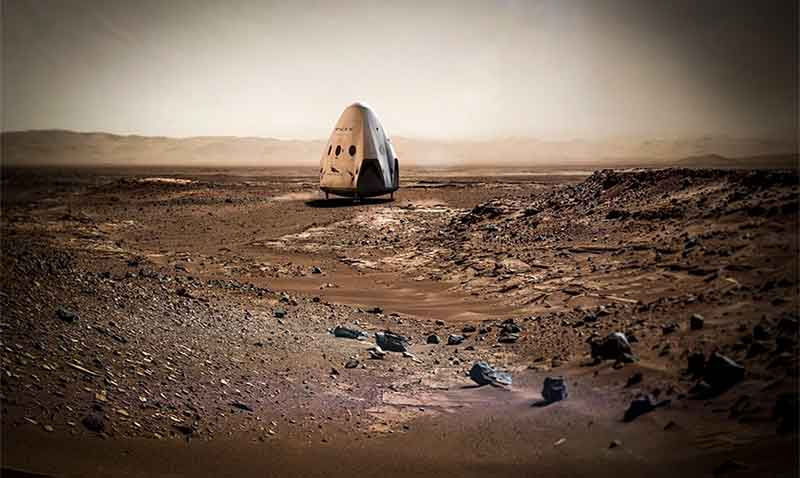 SpaceX_Planning-to-send-Dragon-to-Mars-as-soon-as-2018