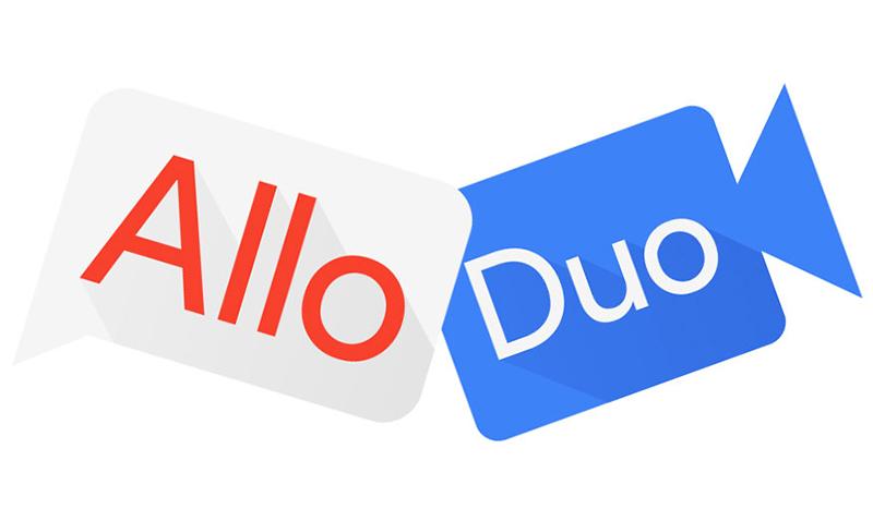 Allo y Duo, las nuevas aplicaciones de Google