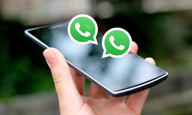 ¿Cómo tener dos cuentas de WhatsApp en un teléfono?