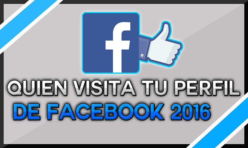 ¿Quieres saber quién mira tu perfil de Facebook?