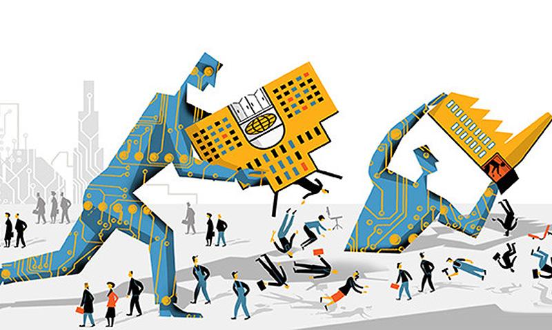"""Inteligencia Artificial y automatización crearán """"ganadores y perdedores"""""""