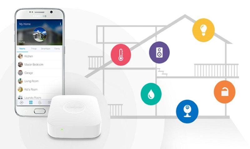 Nunca permitas que Samsung SmartThings cuide tu casa