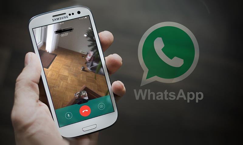 Videollamadas de WhatsApp ya disponibles en la versión beta