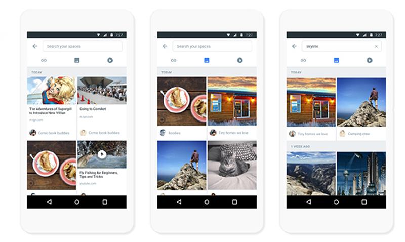 Google Spaces es la nueva red social de Google