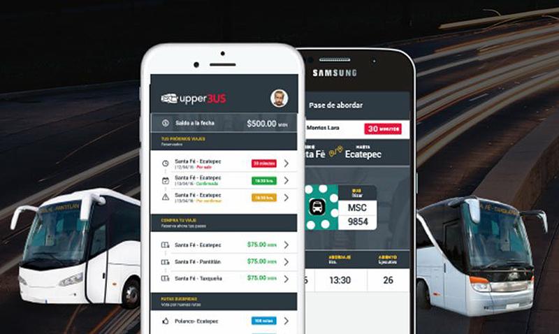 Conoce upperBus, el nuevo servicio colectivo de transporte ejecutivo