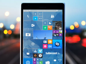 Apps para Windows Phone con Windows 10
