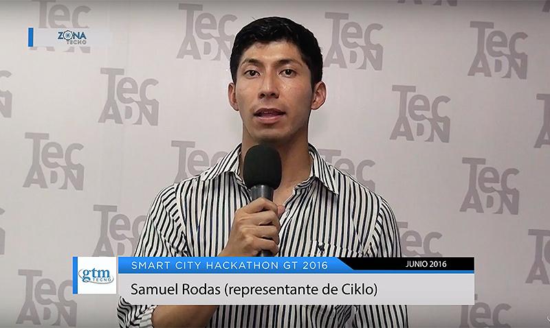 Ciklo, la mejor manera de pedir un Taxi en Guatemala