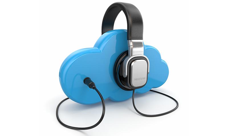 ¿Cuál es el servicio de streaming de música con más canciones?