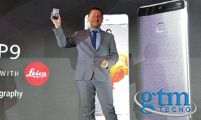 El nuevo Huawei P9 desembarcó en Guatemala