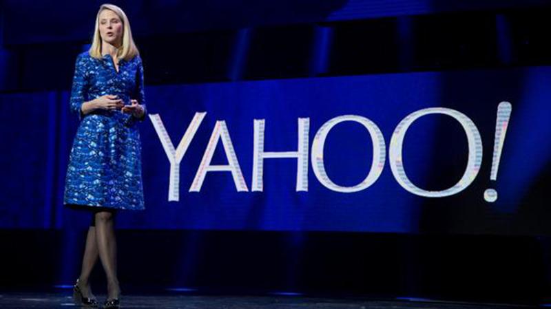 Marissa Mayer, CEO de Yahoo (AP)