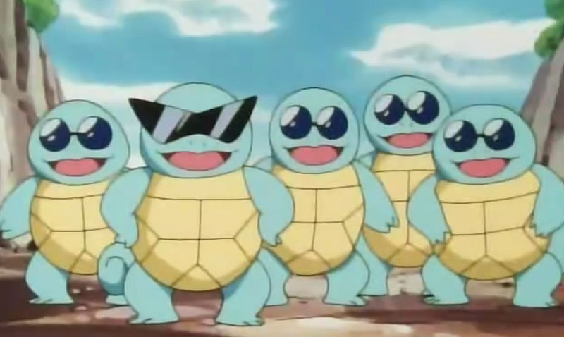 Origen de Pokémon