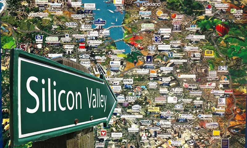 Silicon Valley, muy costosa para las startups